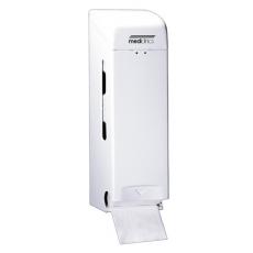 Mediclinics toiletrolhouder (3 rollen) wit PRO781