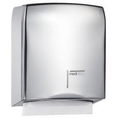 Mediclinics handdoekdispenser RVS hoogglans DT0106C