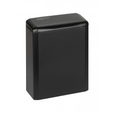 Mediclinics hygienebak zwart 6l. PP0006B