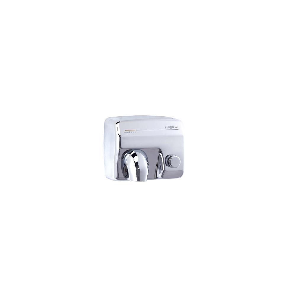 Mediclinics handendroger Saniflow drukknop E88C