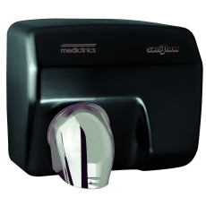 Mediclinics handendroger Saniflow zwart automatisch E05A