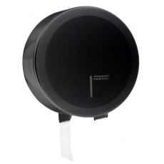 Mediclinics Mini jumboroldispenser zwart PR2783B